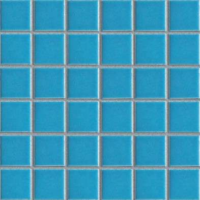 Inch Swimming Pool Tile Mosaic - 2 inch by 2 inch ceramic tiles