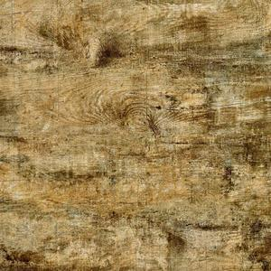 Wood grain effect of flooring with tiles