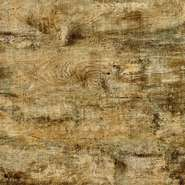 Wood grain larch  effect of flooring with tiles