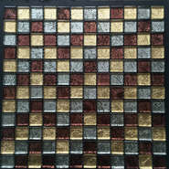 Mix color colorful bathroom tiles mosaic