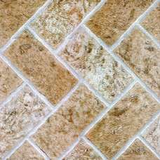 Cheap floor tile 400x400 rustic tile from Foshan