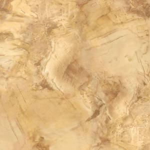 Brown polished glazed marble tile