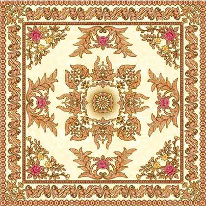 1.2x1.2m lobby decoration carpet floor tile