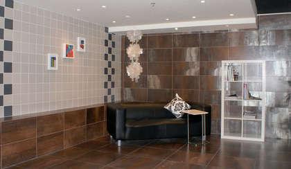 Ceramic tile matte finish decorative KTV pub wall d floor