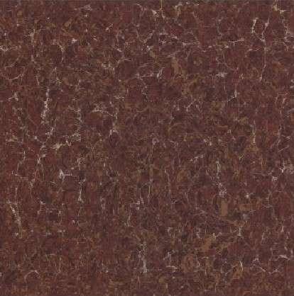 Nano Polished Vitrified Red Porcelain Floor Tile