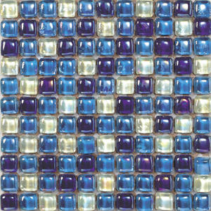 Vogue Accord glass mosaics Classic Blue DAH086