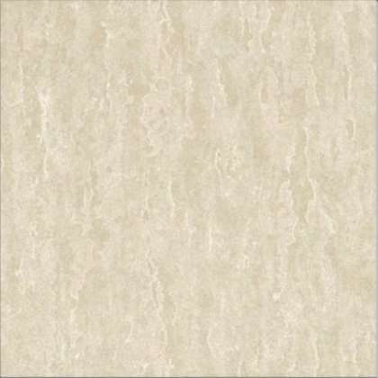 Crema marfil polished porcelain tile W6S616