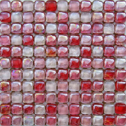 Glass mosaic tile building material for decoration DAH087