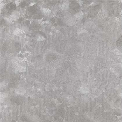 Decorative lappato rustic metal silver glazed porcelain tile