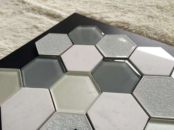 nano glass stone flooring