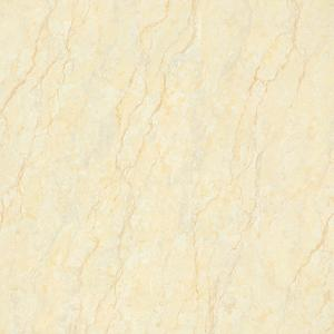 600x600mm natural stone yellow polished tile