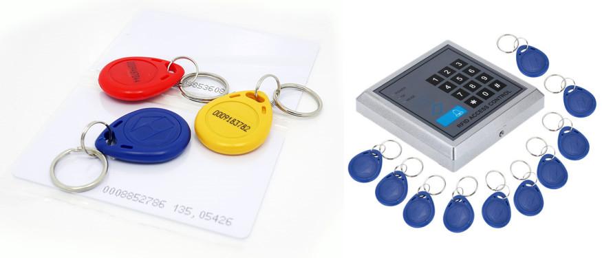RFID Keyfob tags