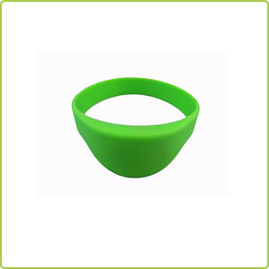 High Quality waterproof RFID Silicone Wristband- PR013