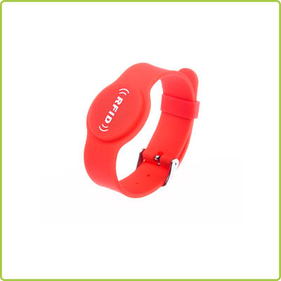 High Quality waterproof RFID Silicone Wristband- PR016