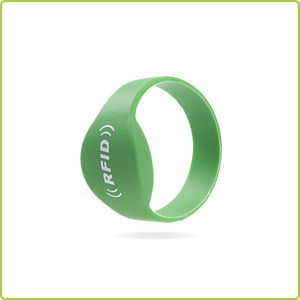 Mifare Ultralight EV1 RFID Silicone Wristband For Brand Promotion-PR002