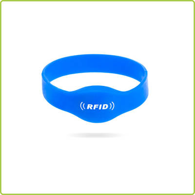 Silicone RFID Wristband For Access Control Applications-PR006