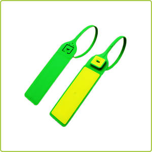 ISO18000-6C waterproof and durable RFID container tag