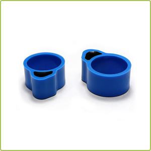 Hot Selling Waterptroof EM4305 RFID Pigeon Ring Tag