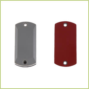 High Quality ABS UHF Metal RFID Tag For Asset Management