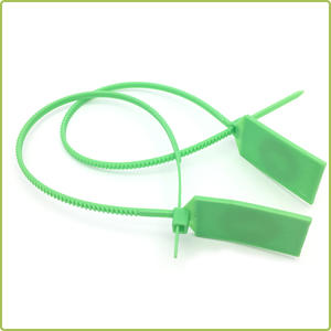 uhf 860-960mhz zip Sealing Tie Plastic lable