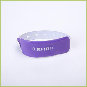 Disposable pvc RFID Paper wristband (RI-PVC 01)