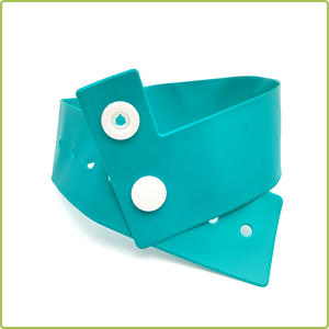 one time used RFID wristband price Soft pvc disposable rfid wristbands for events