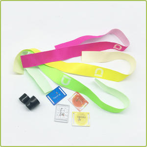 Factory Price Disposable RFID PVC Wristband