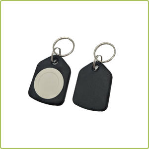 Waterproof RFID EM Keyfob/Key Tag/ABS Keychain for Access Control
