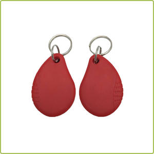 Colorful 125khz ABS rfid keyfob /EM4200 chip rfid keyfob tag