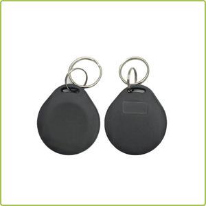 sticky 125khz abs rfid keyfob iso 15693 tag uhf rfid tag with staff management