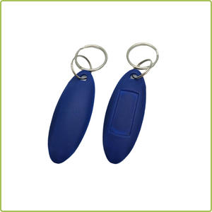ABS material contactless RFID Keychain/Keyfob/keytag with waterproof