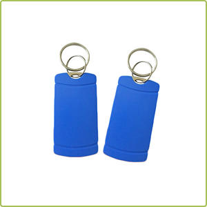 RFID Keyfobs 125KHZ ABS Proximity Key Tags For Access Control