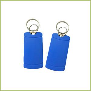RFID Keyfobs 125KHZ ABS Proximity Key Tags For Access Control