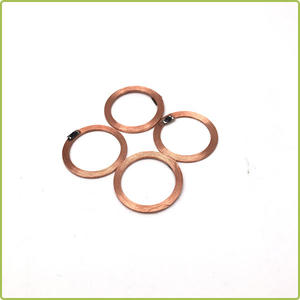 Factory Price Embeddable Coil Antenna RFID Tag  inlay in LF/UHF