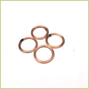 Coil Antenna RFID Tag inlay in LF/UHF