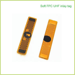 Vehicle Tyre FPC UHF Inlay Tag High quality China  Manufacturer