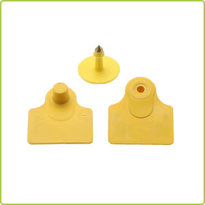 Hgh-quality RFID Animal Ear Tags for Livestock