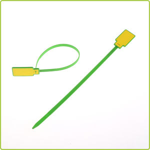 13.56MHz RFID Tag One-Off Seal tag RFID Nylon Cable Tie