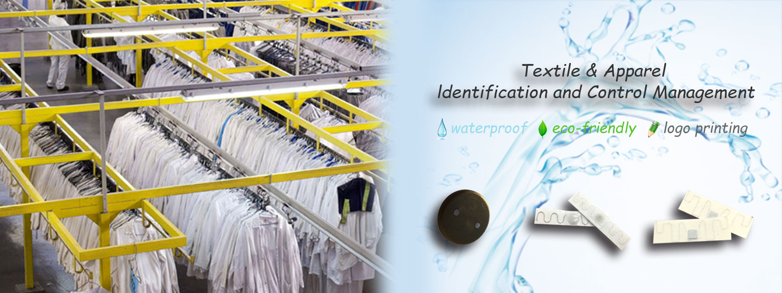 Textile & Apparels Identification and Sorting Management