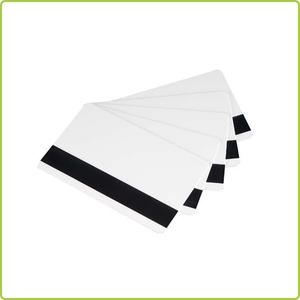 china factory good quality magnetic strip plastic card