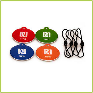 Customized NFC RFID Epoxy Tag