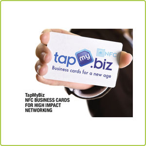ISO14443A custom print NFC Business Card