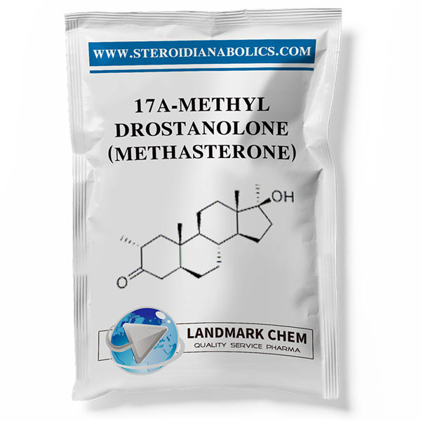 17a-Melthyl-Drostanolone (Superdrol)