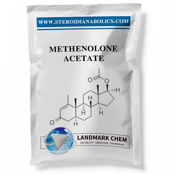 Methenolone Acetato
