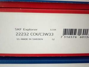 SKF22232CCK/C3W33,spherical roller bearings