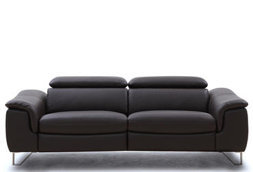 High quality leather reclining sofa wholesaler make in China.