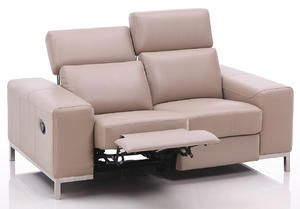 ODM sofa set leather furniture manufacturer make in China.