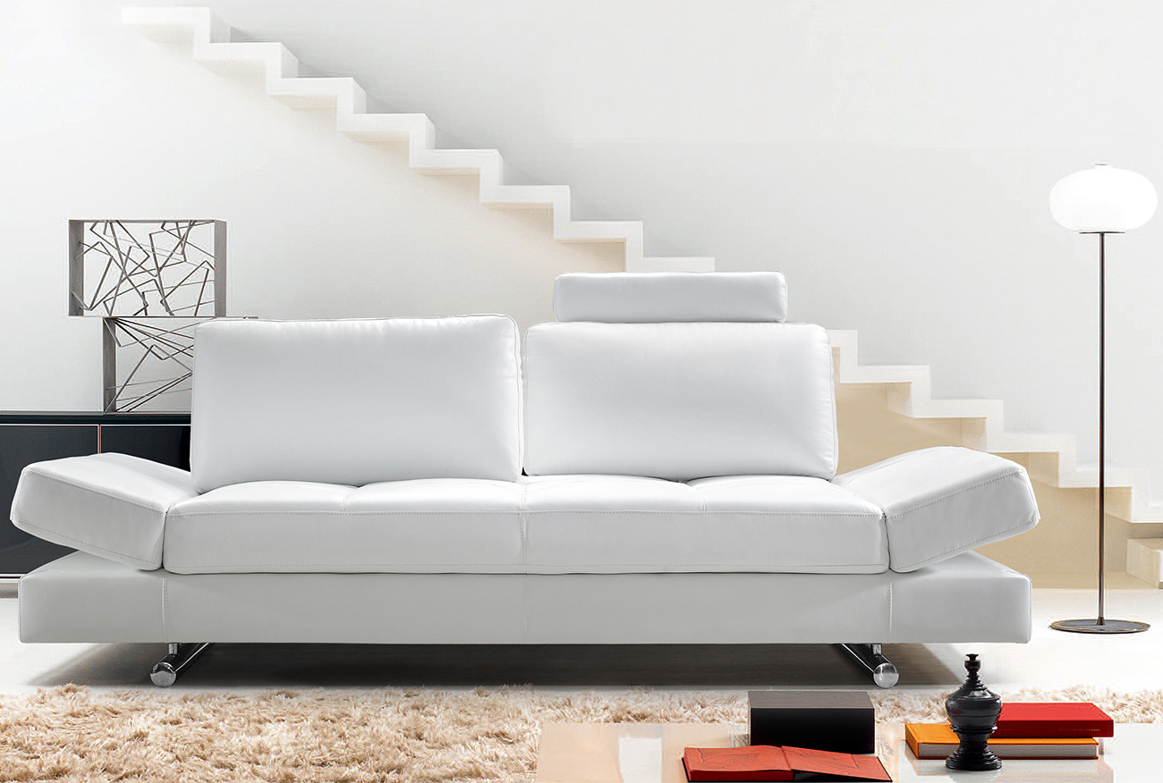 Sofas 0837 Modern Sectional sofa