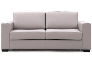 OEM leather sleeper sofa  manufacturer make in China
