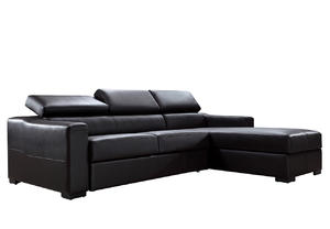 ODM leather reclining sofa manufacturer make in China